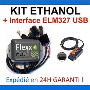 Boîtier éthanol Flexfuel ELM327 USB - Boitierethanol.fr